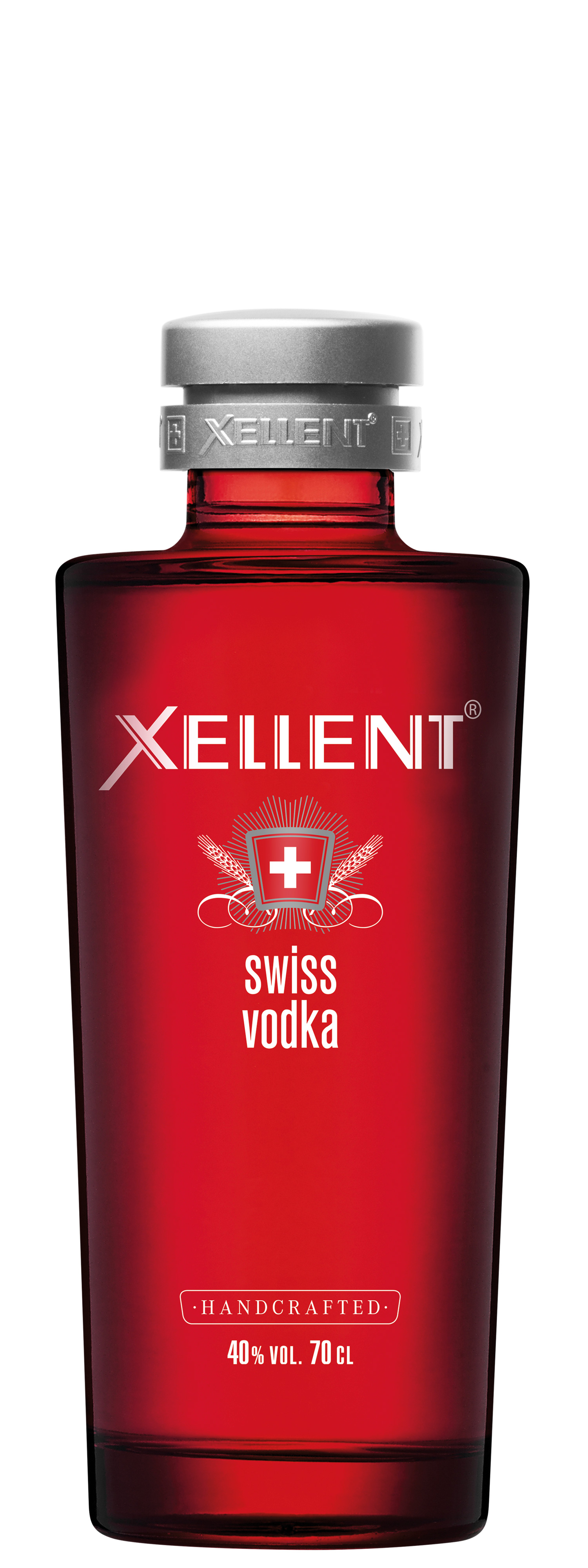 Xellent Vodka 70cl